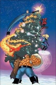 Marvel Holiday Special 2005 (2005) #1