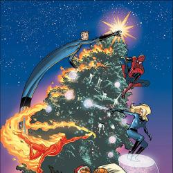 MARVEL HOLIDAY SPECIAL 2005 (1999) #1 COVER