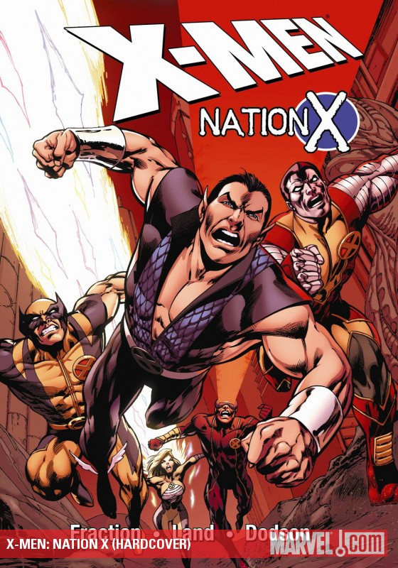 X-Men: Nation X (Hardcover)