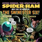 SPIDER-HAM 25TH ANNIVERSARY SPECIAL #1 preview art by Jacob Chabot