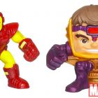 Super Hero Squad Two-Packs: Iron Man and Modok
