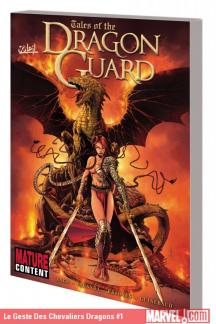 Le Geste Des Chevaliers Dragons (Trade Paperback)