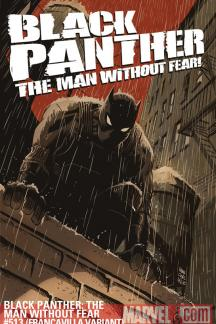 Black Panther: The Man Without Fear (2010) #513 (FRANCAVILLA VARIANT)