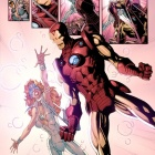 Iron Age #3 preview art by Todd Nauck