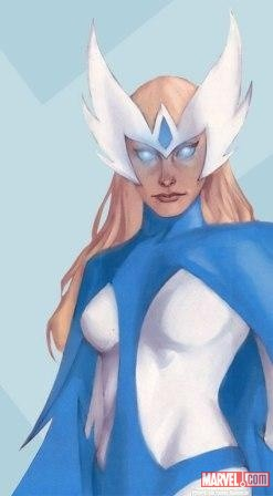 Snowbird by Phil Noto