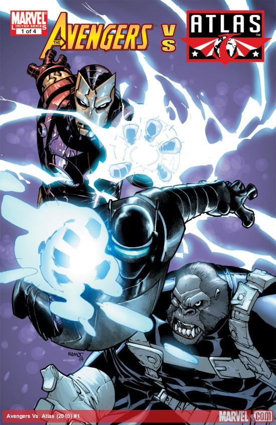 Avengers Vs. Atlas (2010) #1