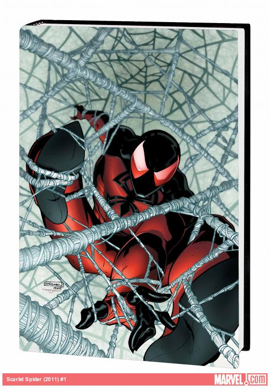 SCARLET SPIDER VOL. 1: LIFE AFTER DEATH PREMIERE HC (COMBO)