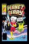 Planet Terry (1985) #1 Cover