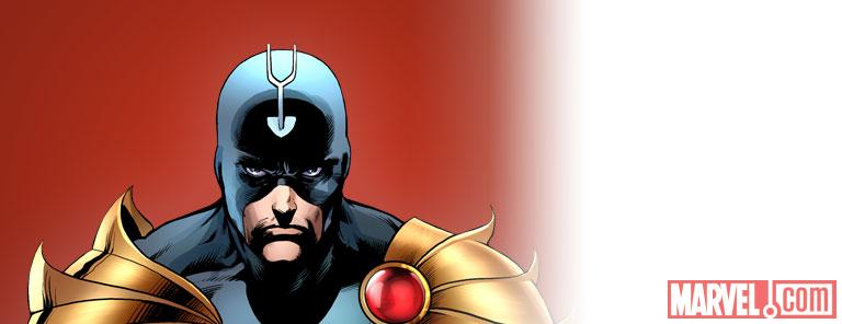 Black Bolt Detail