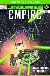 Star Wars: Empire #11