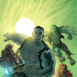 World War Hulk: Gamma Corps (2007)