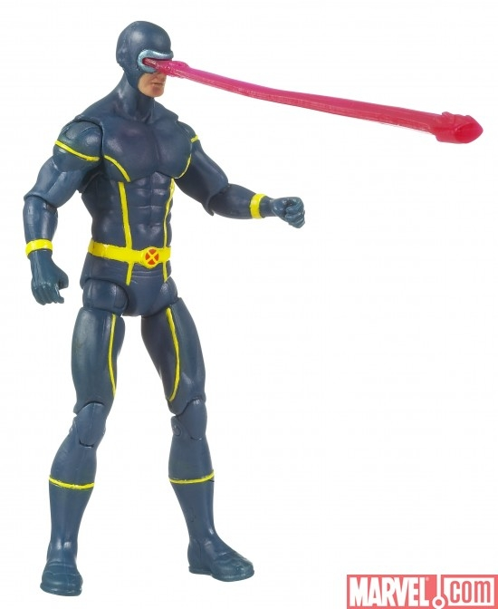 X-Men Origins: Wolverine Cyclops action figure