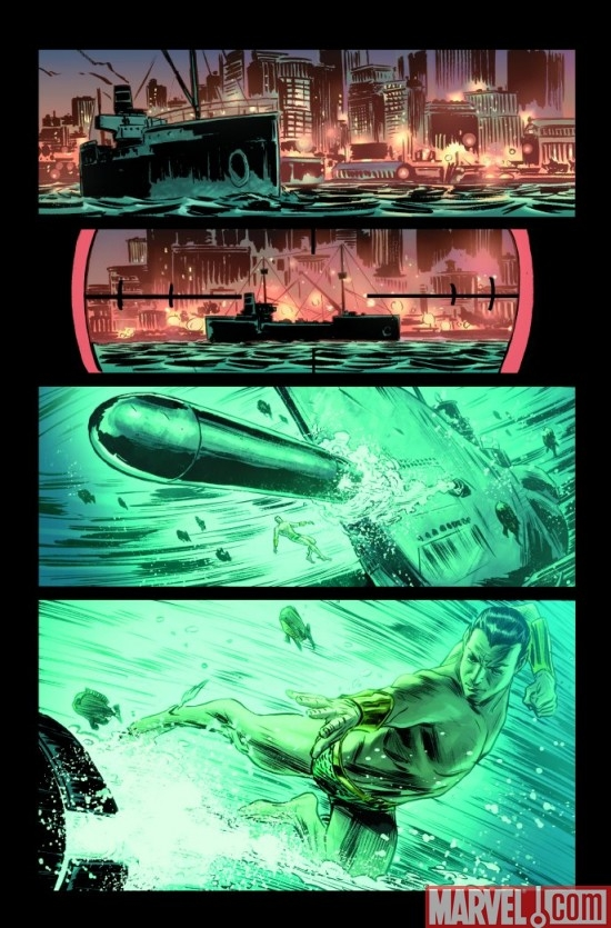 Preview art by Mitch Breitweiser