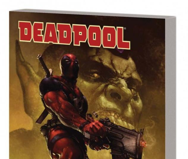 DEADPOOL: SECRET INVASION (DM ONLY)