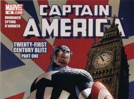 CAPTAIN AMERICA: 21ST CENTURY BLITZ
