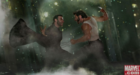 Wolverine and Sabretooth take to the streets