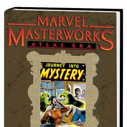 MARVEL MASTERWORKS: ATLAS ERA JOURNEY INTO MYSTERY VOL. 1 HC #0