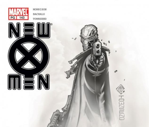 new x-men #143