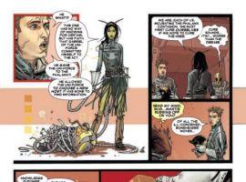 Annihilation Conquest: Starlord #4, page 6