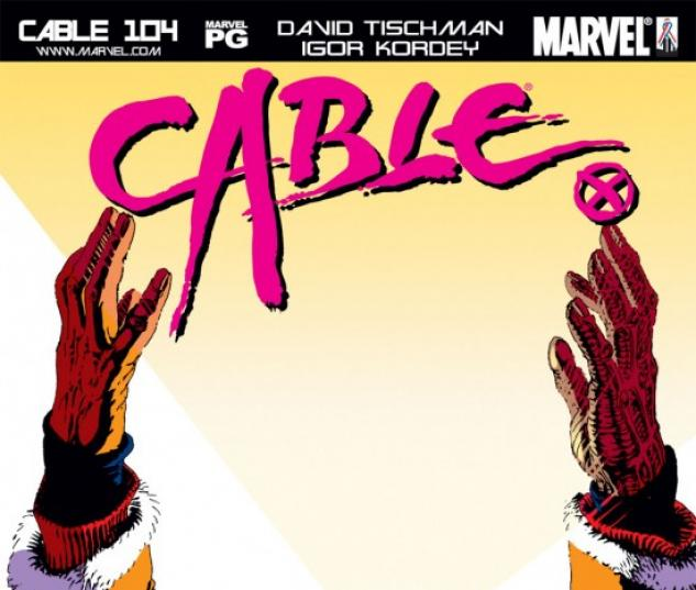 CABLE #104 COVER