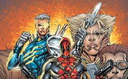 CABLE & DEADPOOL (2008) #33 COVER