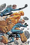 MARVEL AGE FANTASTIC FOUR (1999) #8 COVER