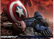 Captain America (1998) #31 Wallpaper