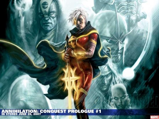 Annihilation: Conquest Prologue (2007) #1 Wallpaper