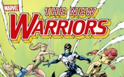 New Warriors Classic Vol. 2 (Trade Paperback)