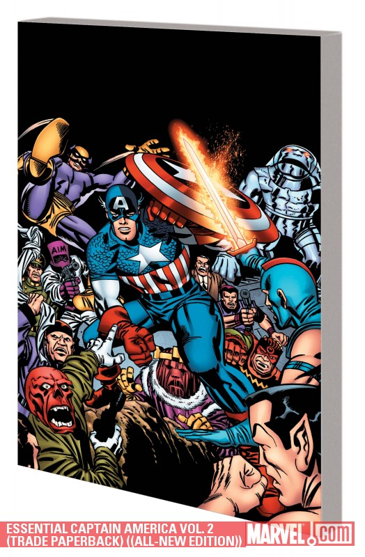 Essential Captain America Vol. 2 (Trade Paperback)