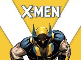 X-MEN #1 variant cover by John Romita Jr.