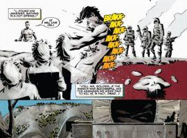 HIT-MONKEY #1 preview art by Dalibor Talajic