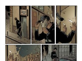 HEROIC AGE: ONE MONTH TO LIVE #1 preview art by Andrea Mutti 5