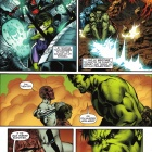 INCREDIBLE HULKS #616 preview page by Barry Kitson