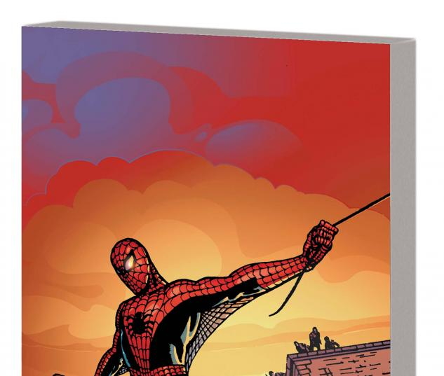 Essential Spider-Man Vol. 1 (All-New Edition) #1 cover