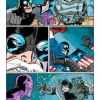 Captain America: Evil Lurks Everywhere #1 Preview Art by Jason Armstrong
