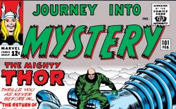 Journey Into Mystery (1952) #101