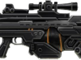 """Coulson's Revenge gun from """"Marvel: Avengers Alliance"""""""