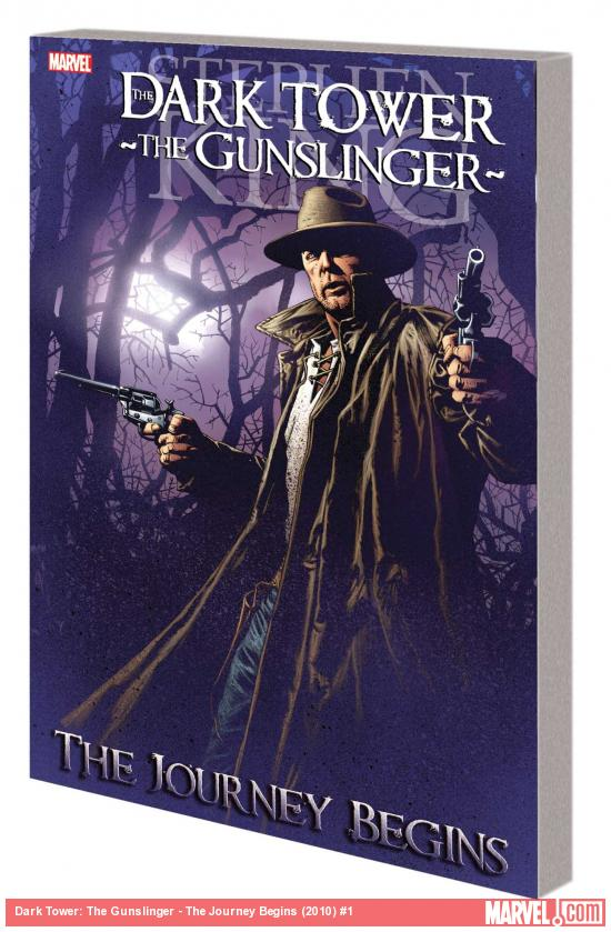 DARK TOWER: THE GUNSLINGER  THE JOURNEY BEGINS TPB