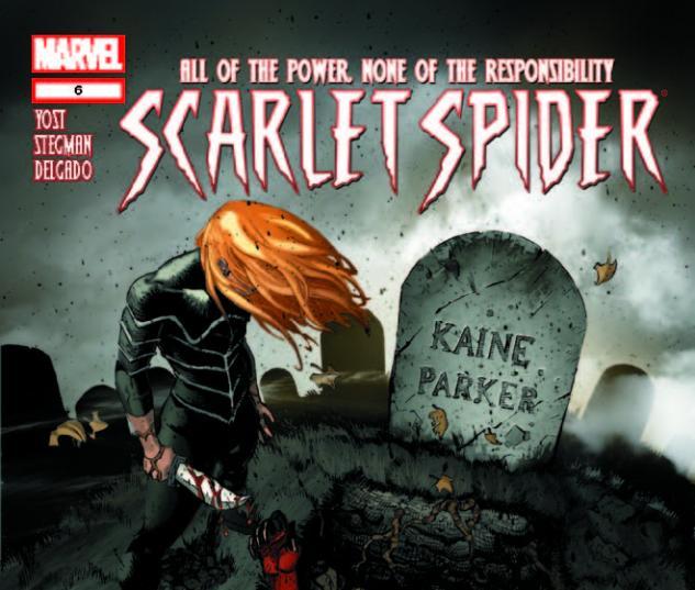 SCARLET SPIDER 6