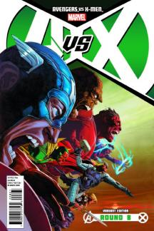 Avengers Vs. X-Men (2012) #8 (Opena Variant)