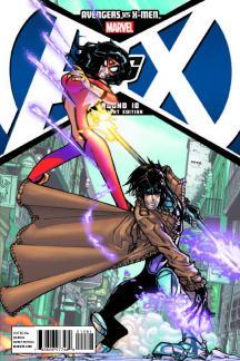 Avengers Vs. X-Men (2012) #10 (Promo Variant)