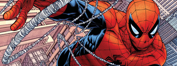 Joe Quesada Covers Amazing Spider-Man #700