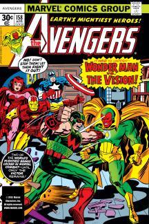 Avengers #158