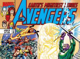 Avengers (1998) #18