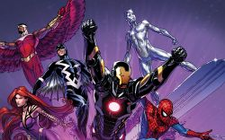 ALL-NEW MARVEL NOW! POINT ONE 1 MCNIVEN VARIANT (ANMN, WITH DIGITAL CODE)