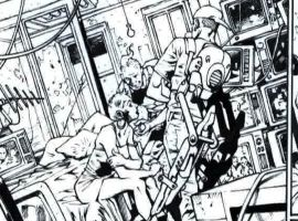 Marvel AR: Bryan Hitch on his approach to Age of Ultron