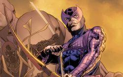 Happy Birthday Hawkeye