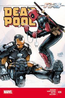 Deadpool (2012) #36 | Comics | Marvel.com