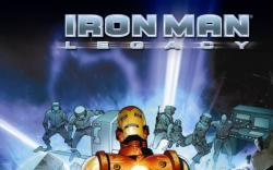 Iron Man Legacy (2010) #1 (LARROCA (50/50 COVER))